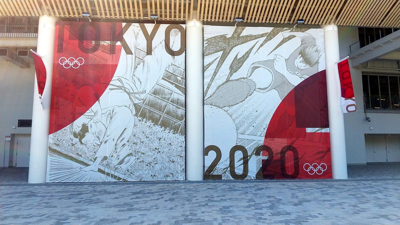 東京オリンピック2020で忙しいのよ・2021夏-1001