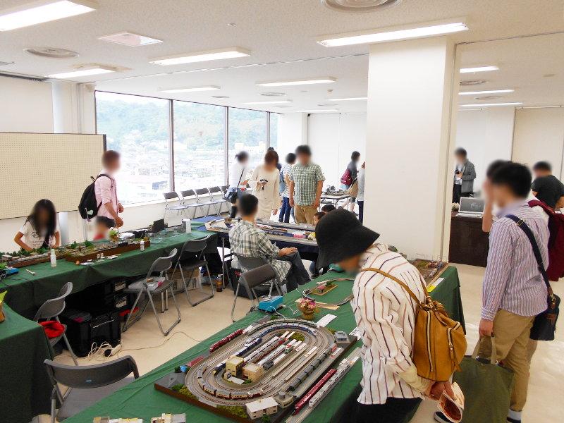 「ひこね鉄道模型まつり」(Bチーム展示会)2018秋-1805