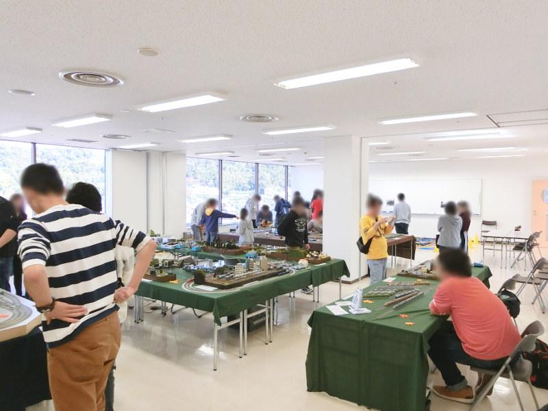 「ひこね鉄道模型まつり」(Bチーム展示会)2019夏-1905